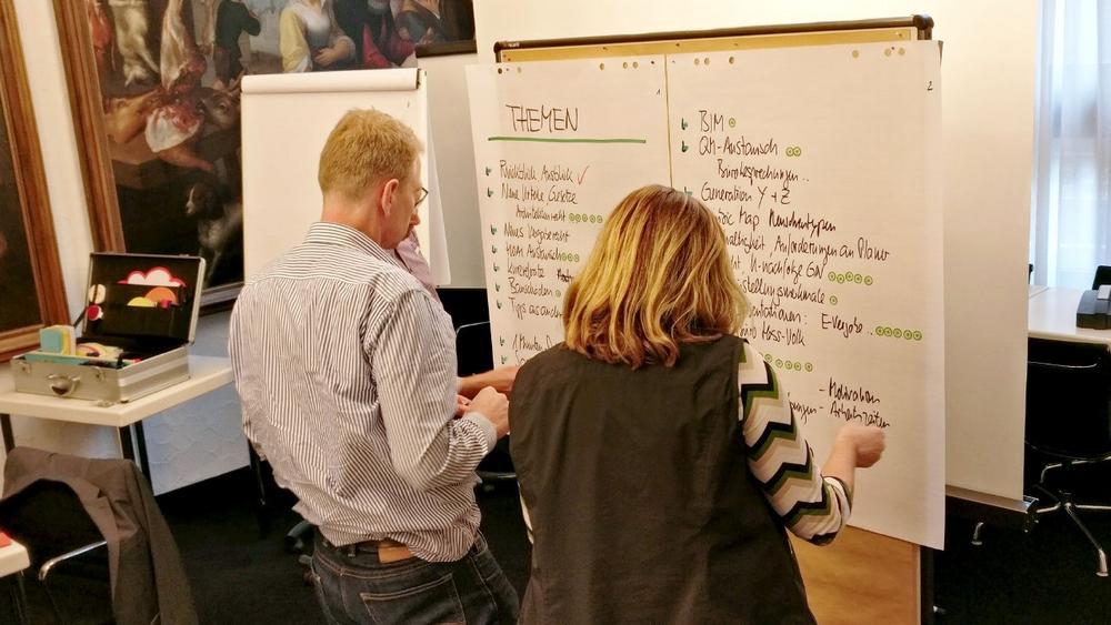 Erfahrungsaustausch-Arbeitskreis Planer am Bau (Networking-Veranstaltung | Freiberg)