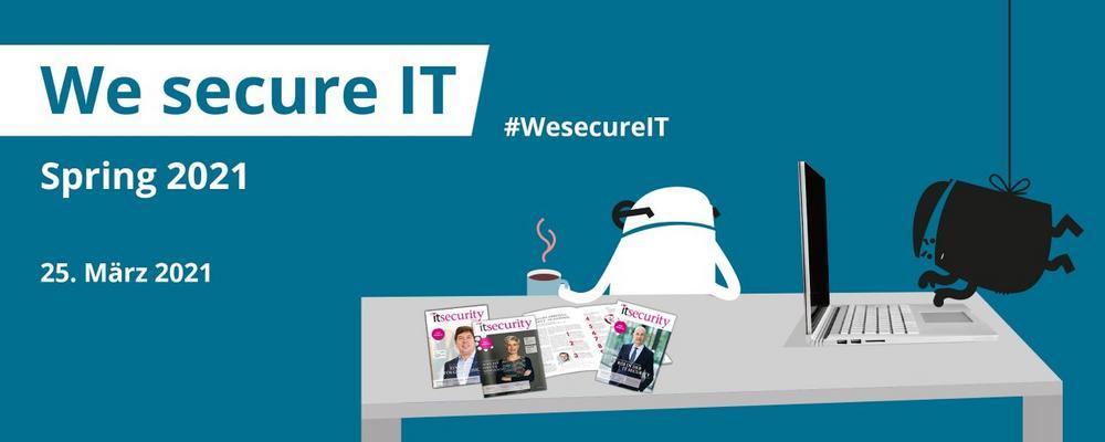 We secure IT (Webinar   Online)