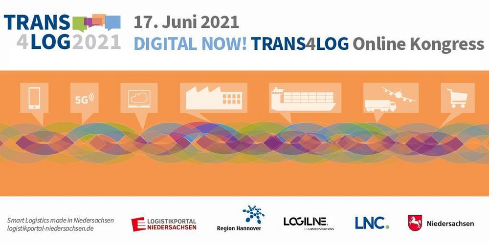 Digital NOW! TRANS4LOG Online-Kongress (Kongress   Online)