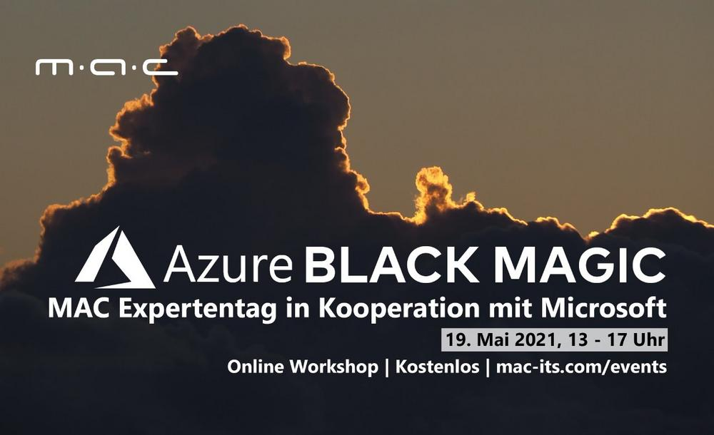 Azure BLACK MAGIC (Workshop | Online)