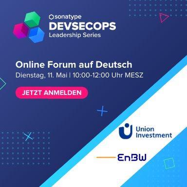 DevSecOps Leadership Forum Online – auf Deutsch – (Webinar | Online)