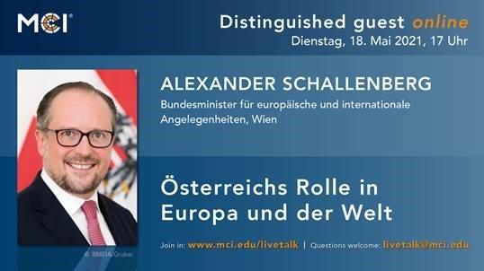 Österreichs Rolle in Europa und der Welt (Seminar   Online)