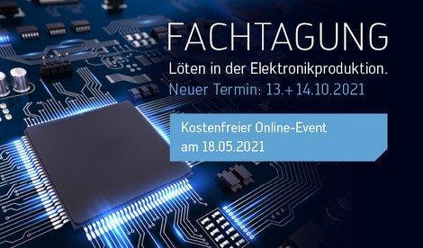 Löten in der Elektronikfertigung (Webinar | Online)
