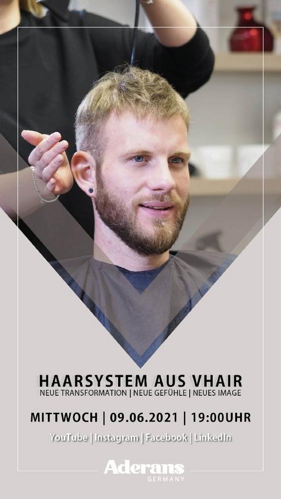 LIVE SHOW   VHair Haarteile (Vortrag   Online)