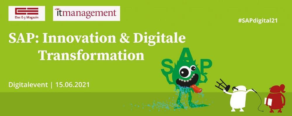 SAP: Innovationen & Digitale Transformation (Konferenz   Online)