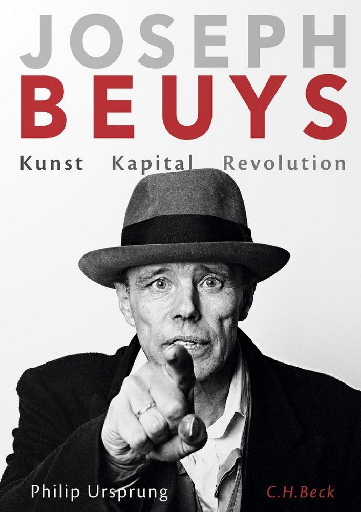 """Onlinevortrag des Kunsthistorikers Prof. Dr. Philip Ursprung zu """"Joseph Beuys: Kunst Kapital Revolut (Vortrag   Online)"""