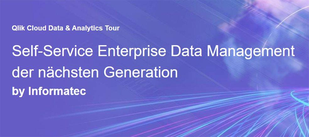 Qlik Cloud Data & Analytics Tour (Seminar   Online)