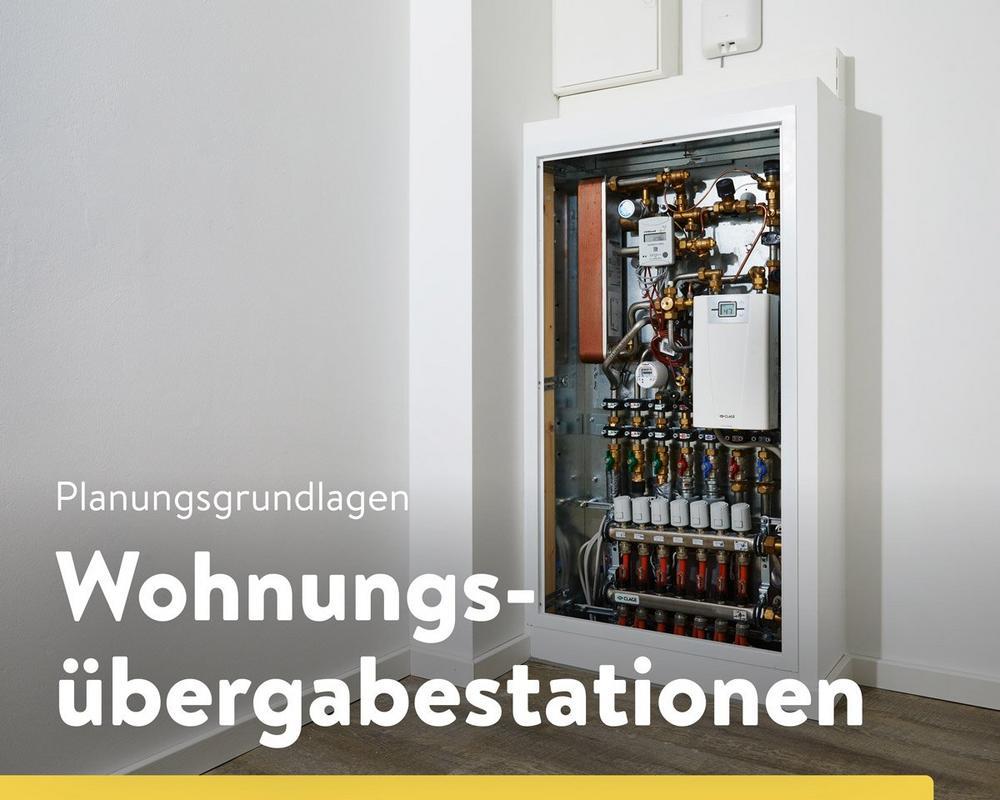 Planungsgrundlagen Wohnungsübergabestationen (Seminar   Online)