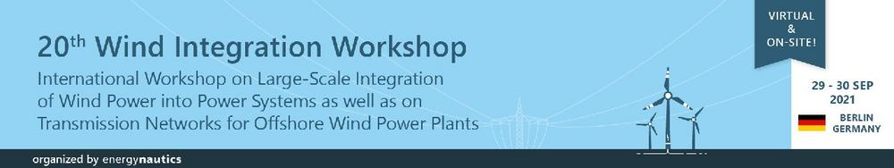 20th Wind Integration Workshop (Konferenz | Berlin)