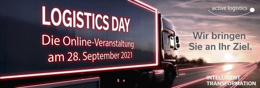 LOGISTICS DAY die Online-Veranstaltung (Webinar | Online)