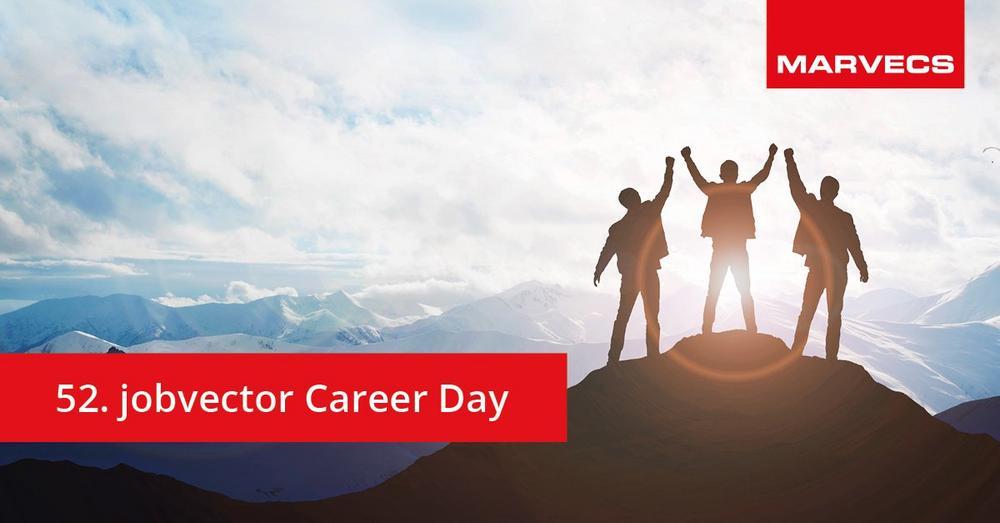 52. jobvector Career Day (Messe | Online)