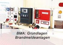 BMA: Grundlagen, Einführung, Übersicht Brandmeldeanlagen (Seminar | Berlin)