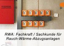 RWA: Fachkraft/Sachkunde für Rauch-Wärme-Abzugsanlagen (Schulung | Berlin)
