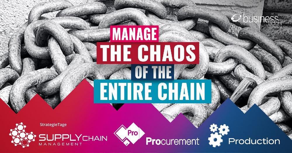 Strategietage Supply Chain Management & Produktion (Sonstiges | Bergisch Gladbach)