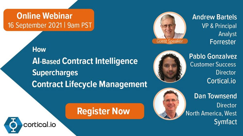 How AI-Based Contract Intelligence Supercharges Contract Lifecycle Management (Webinar | Online)