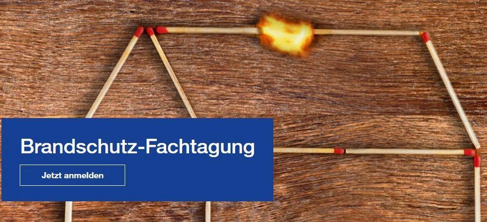 Brandschutz -Fachtagung (Kongress   Hamburg)