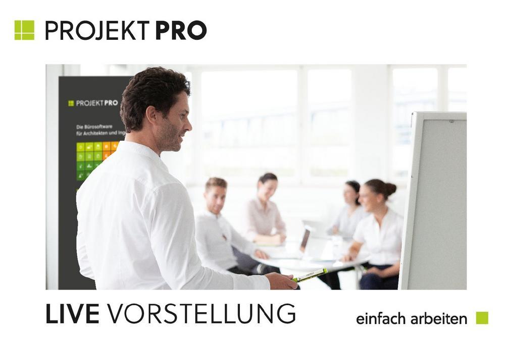 Für Interessenten: Live Vorstellung von PROJEKT PRO in Hamburg (Sonstiges   Hamburg)