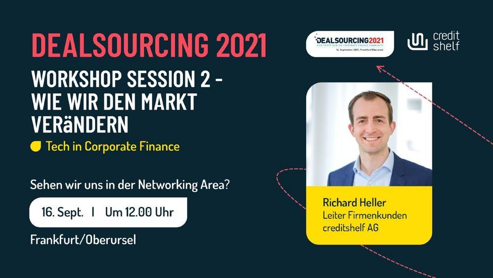 creditshelf AG (Networking | Frankfurt am Main)