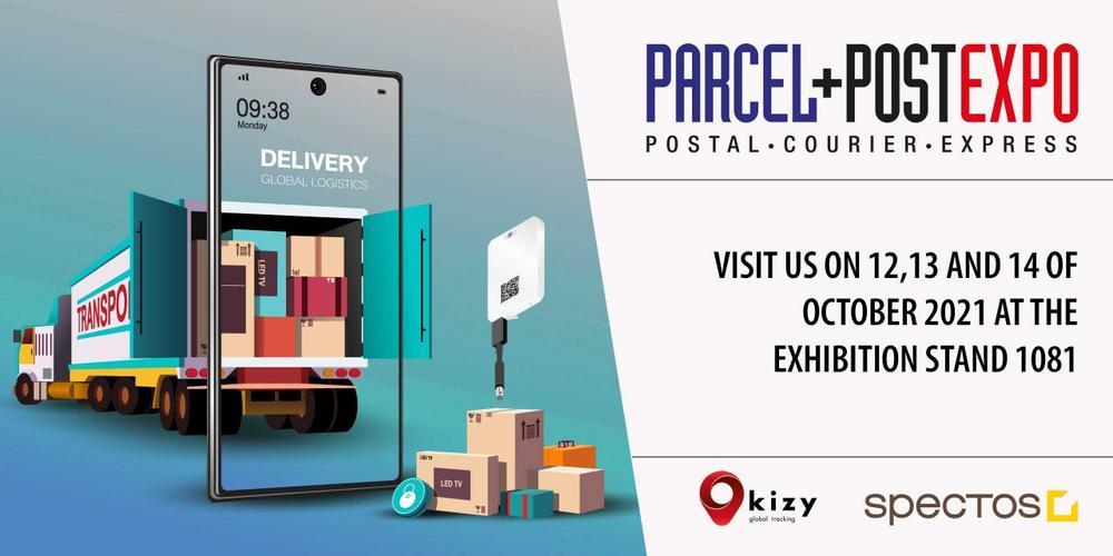 Spectos & Kizy auf der Parcel+Post Expo 2021 (Konferenz | Wien)
