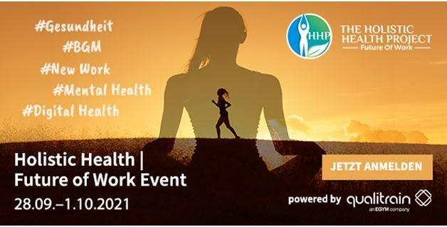 Future of Work  – Holistic Health (Konferenz | Online)